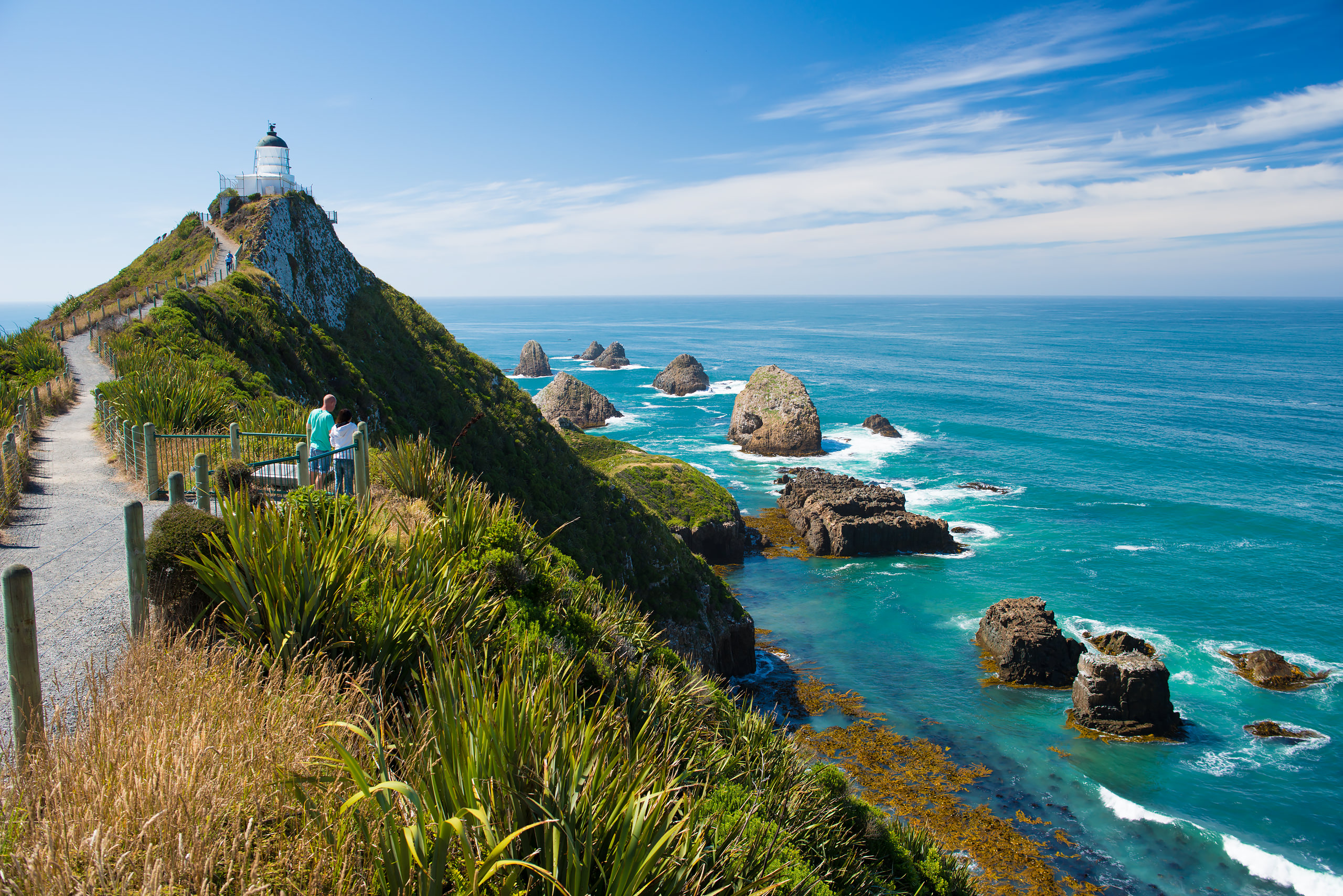 Nugget Point, Nova Zelândia